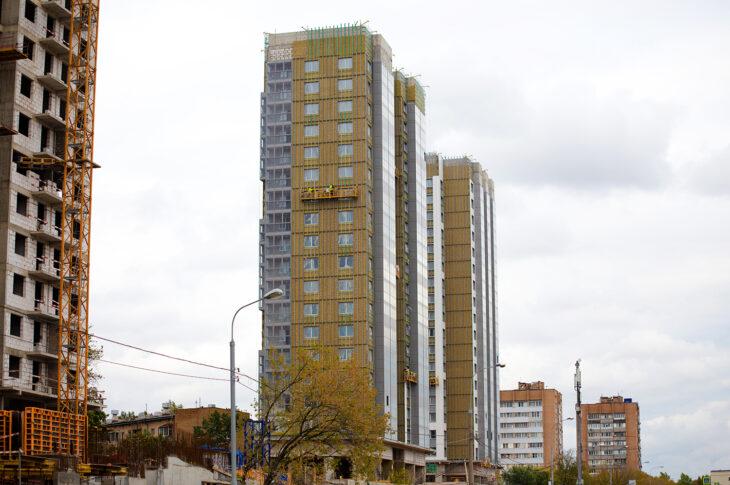 По программе реновации за сентябрь ввели 9 домов