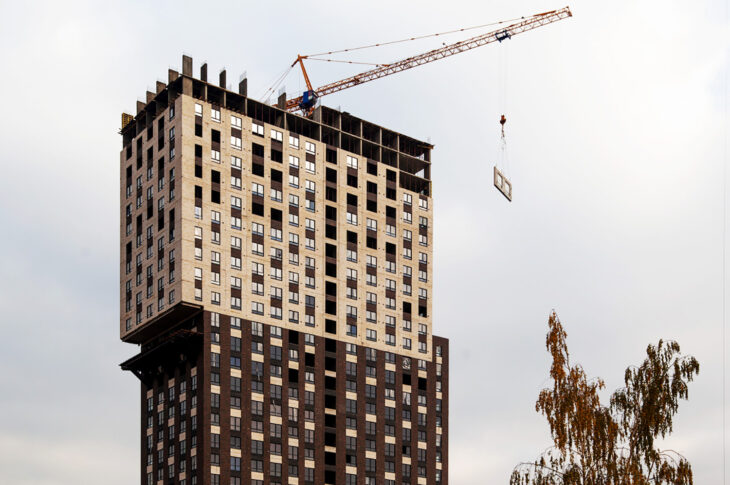 ПИК планирует за два года увеличить ввод недвижимости на треть