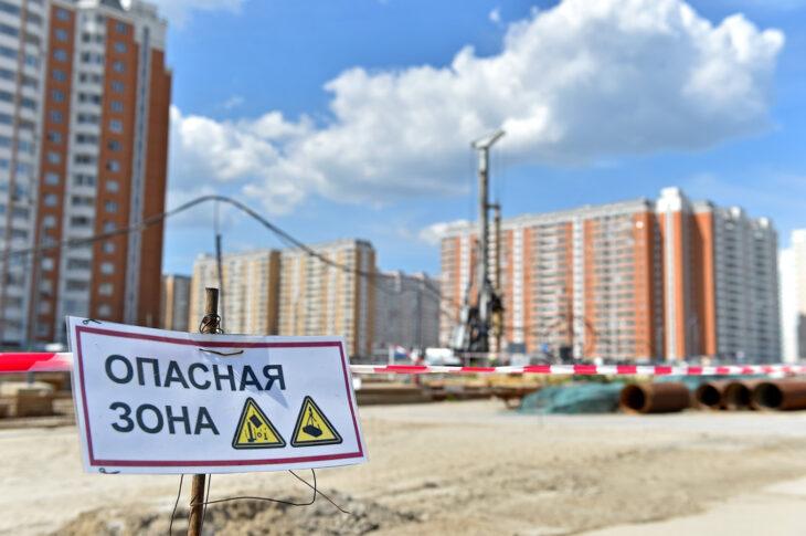 Эксперты считают, что проект стратегии стройотрасли России нужно доработать