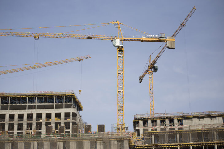Бывшую промзону «Красный строитель» застроят жильем
