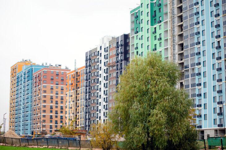 Москва пятая по росту цен на жилье в мире