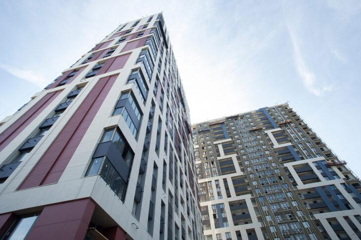 Дом по реновации на Русаковской улице оформят в теплых тонах