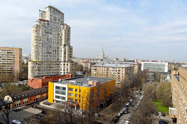 Спортивный комплекс «Самбо-70» в Гагаринском районе открыли