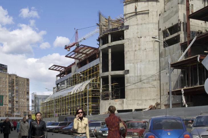 Девелопер Sminex построит бизнес-центр рядом с метро «Савеловская»