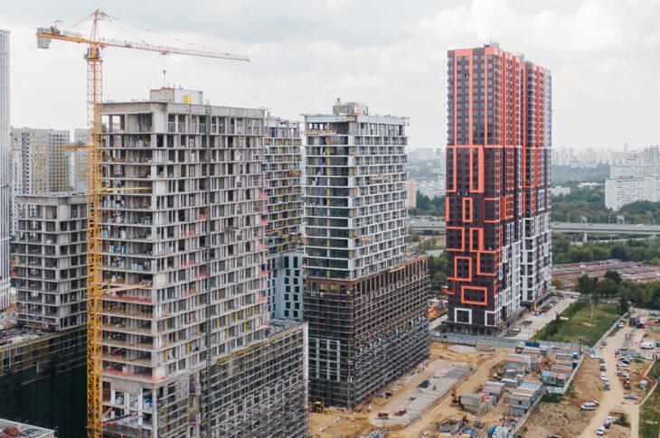Дано разрешение на строительство четвертого квартала ЖК «Событие»