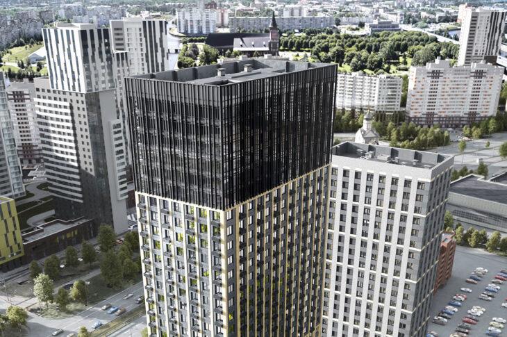 Девелопер UDS объявил о старте продаж в новом ЖК Kinetik