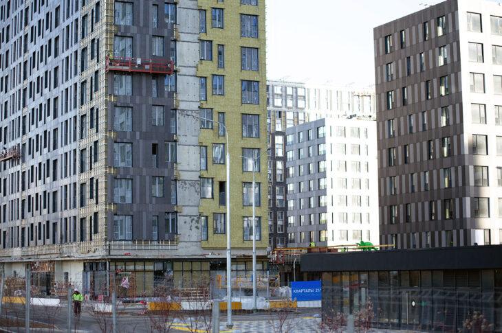 Никита Стасишин сообщил о планах поддержки низкомаржинальных жилых проектов