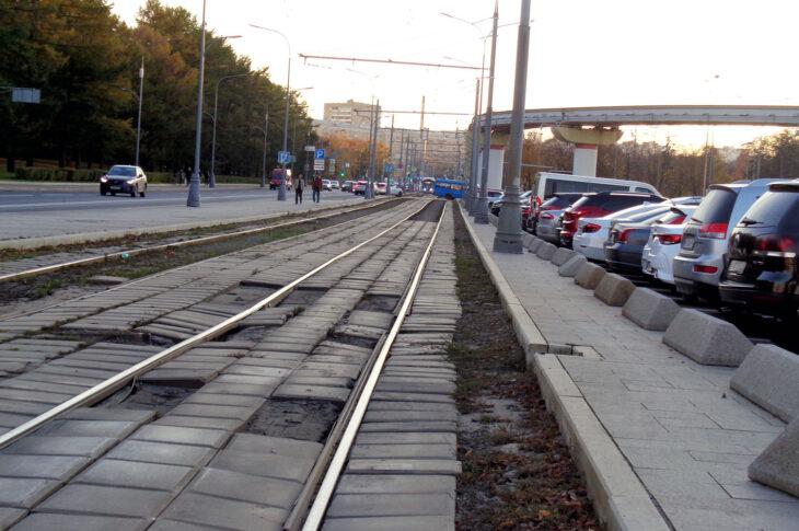 На востоке столицы появится новая линия трамвая длиной почти 6 км