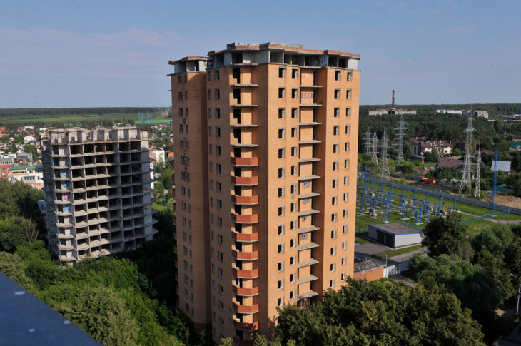 Экспертизу проблемного ЖК «Троицк Е-39» завершат в ноябре