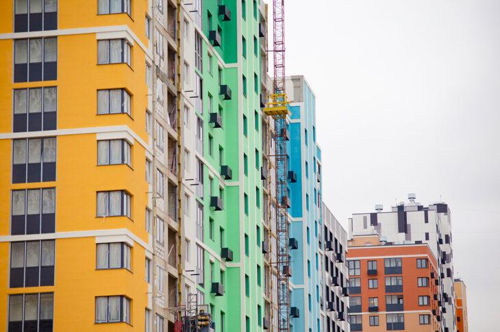 Ввод жилья в России за восемь месяцев 2021 года вырос на 30% – Росстат