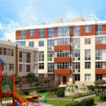 Дом на 270 квартир построили в ЖК «Малина» в Красногорске