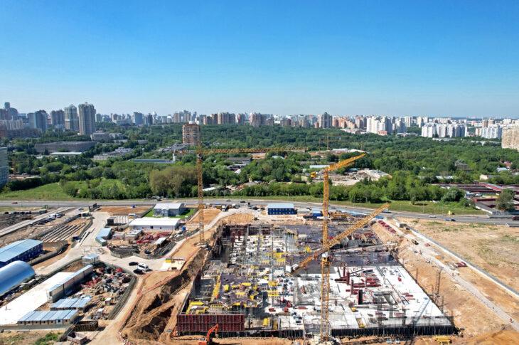 Сергей Собянин утвердил проекты развития промзон в Зюзине и Печатниках